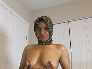 Muslim Indian Made By Boss To Execrate Slutty